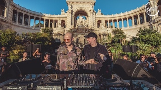 Adana Twins  Palais Longchamp in Marseille, France for Cercle