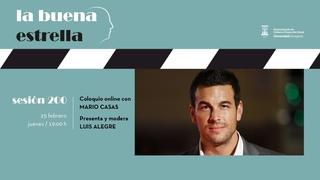 La Buena Estrella, sesión 200. Coloquio con Mario Casas