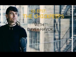 Davey Havok. The Chickpeeps vegan podcast ()
