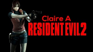 Resident Evil 2 Claire Redfield part 5