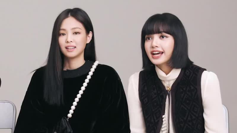 BLACKPINK Sings Dua Lipa Taylor Swift and 'Kill This Love' in a Game of Song Association