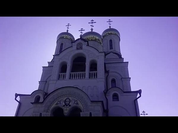 Константиновка Вербное воскресенье ЖД вокзал