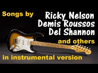 Songs by Demis Roussos, Roy Orbison and others in instrumental version (Performed by Eugene Mago)