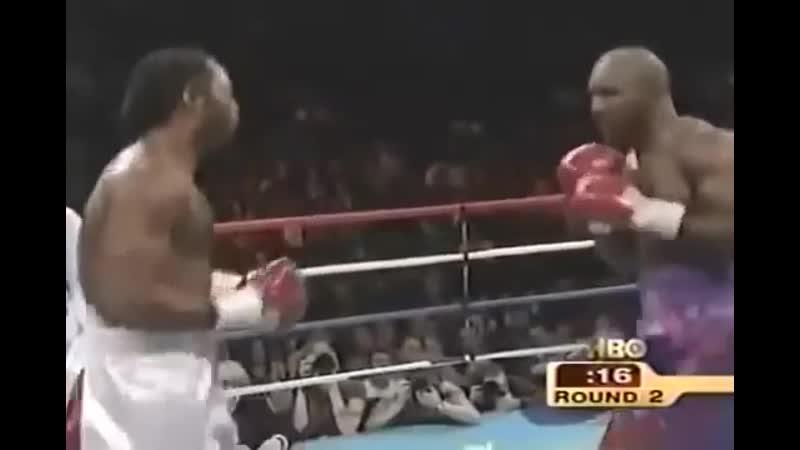 Lennox Lewis vs Evander Holyfield II Replay HBO World Championship Boxing Nove