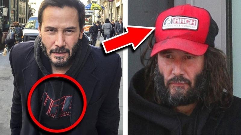 Keanu Reeves L'uomo A Cui I Soldi Non Hanno Dato Alla Testa