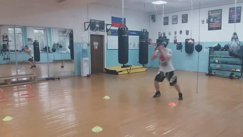 Тренировка ног. фишки, барьеры, координационная лестница