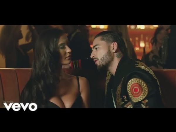 Maluma ft. Zion Lennox - Extrañándote (Video Concept)