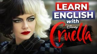 Learn English With Disney Movies | Cruella