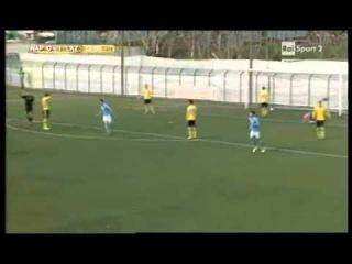 Campionato Primavera, Napoli-Lazio 1-1