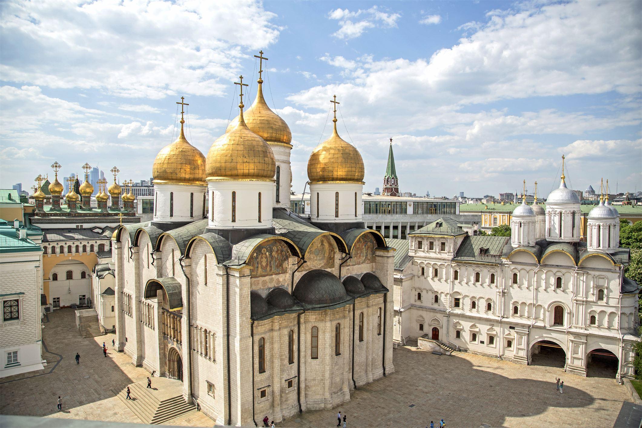 Самые старые здания Москвы, изображение №2