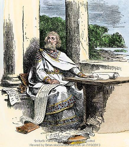 Ульфила: неутомимый проповедник апостольской веры, изображение №1