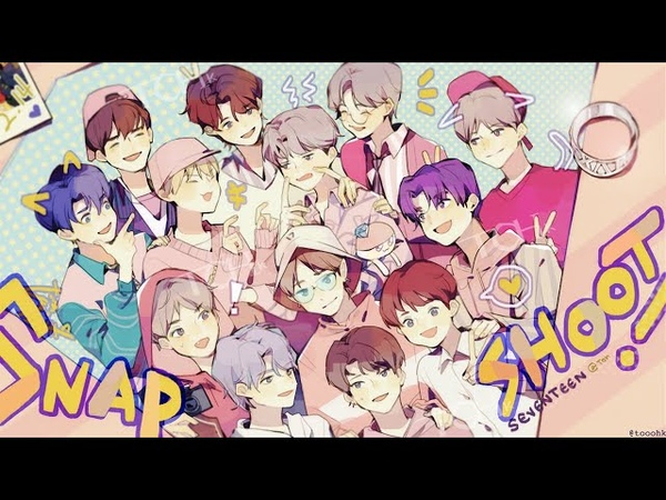 [💎Animation] Snap Shoot - SEVENTEEN(세븐틴)