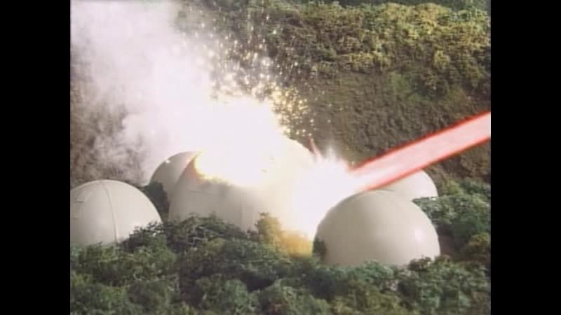 [KaijuKeizer] Остров Годзиллы / Godzilla Island (1996) ep081 rus sub