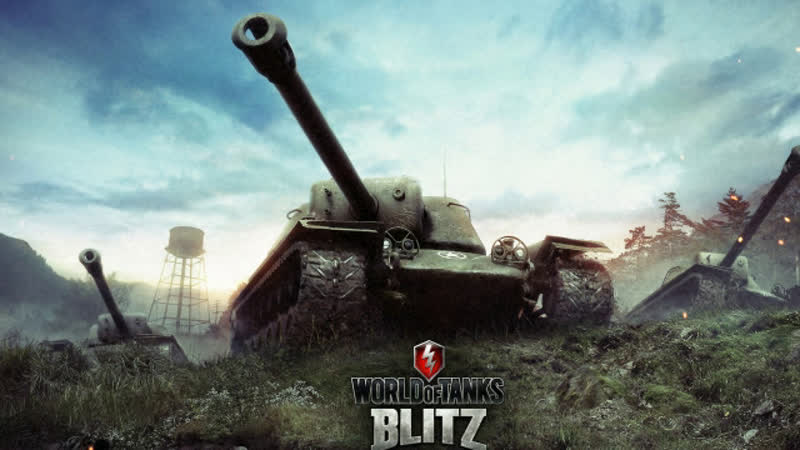 World of Tanks Blitz Steam взаим пияр играю на пк