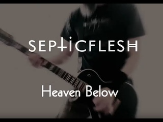 SepticFlesh - Heaven Below (Instagram Cut Cover)