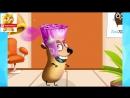 ЗВЕРЮШКИ ЗАБОЛЕЛИ! Больница для животных. Мультик-игра для детей. Детские мультфильмы про зверей. (1)