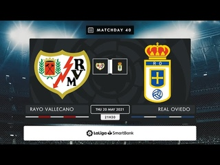 Rayo Vallecano - Real Oviedo MD40 J2130