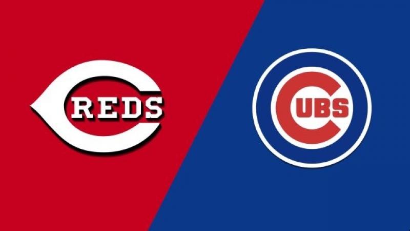 NL 16 09 2018 CIN Reds @ CHI Cubs 3 3