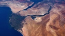 Вид земли из космоса , необыкновенная красота