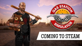 Gas Station Simulator   Steam Release Date Reveal Trailer