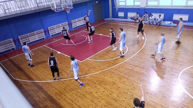 Игра за 3-е место Сбербанк - ВЕСТАР 1 ПОЛОВИНА