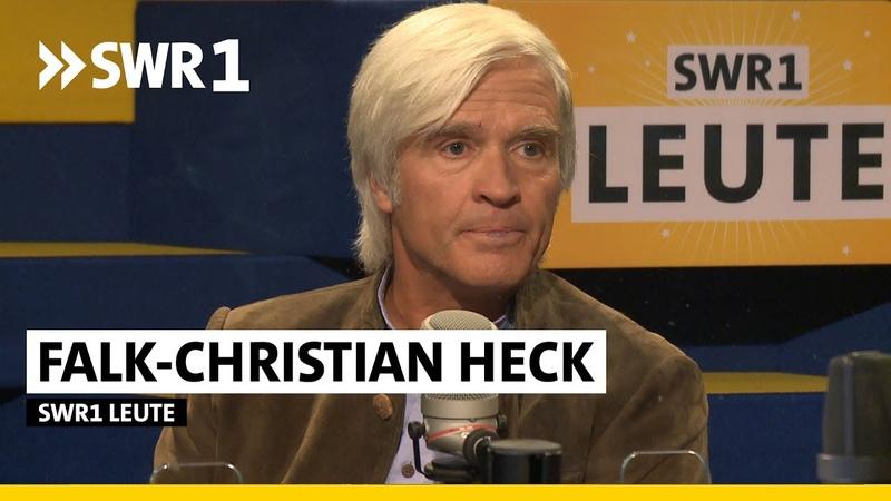 Spezialisiert auf das Lipödem Mediziner Falk Christian Heck SWR1 Leute