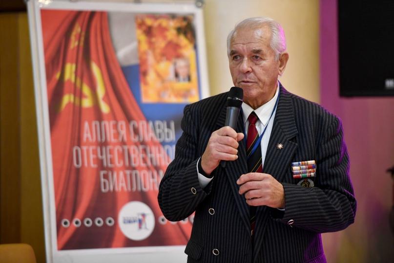 🇷🇺 Экспертный совет Союза биатлонистов России (СБР) должен существовать, данный...