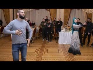 Хамзат Чимаев Танцует Лезгинку Боец UFC 2021 Khamzat Chimaev