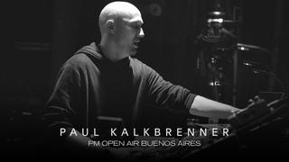 Paul Kalkbrenner. PM Open Air Buenos Aires