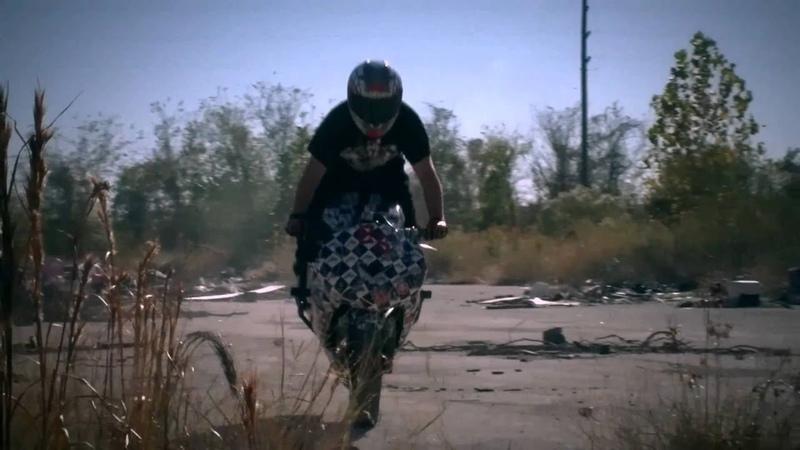 Tetanus Shot Spot Featuring ROWDY Rodney Sargent and REDLINE Jesse Toler