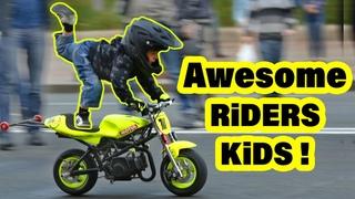 Baby Biker Insane Motorcycle Skills I BEST MOMENTS RACER I Tima Kuleshov - Official Trailer 2020