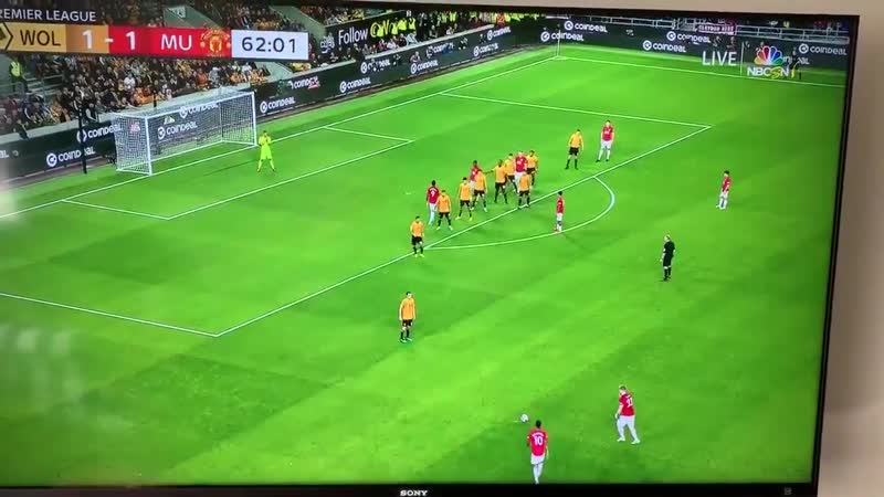 Marcus Rashford is truly one of a kind. Absolutely phenomenal football. - -