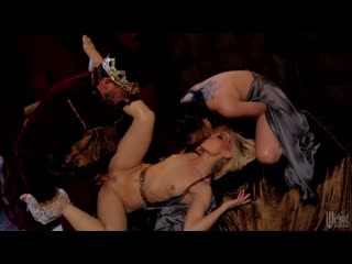1. Белоснежка: Порно Пародия(С переводом) Riley Steele, Jessica Drake,  Ash Hollywood, Katie St. Ives(Lesbian, Orgasm,Pussy, Sex