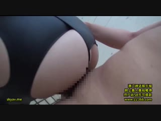 Nishikawa Rion - Horny Shooting RION Pies H Cup Breasts Cosplayers Estrus (Prison School)