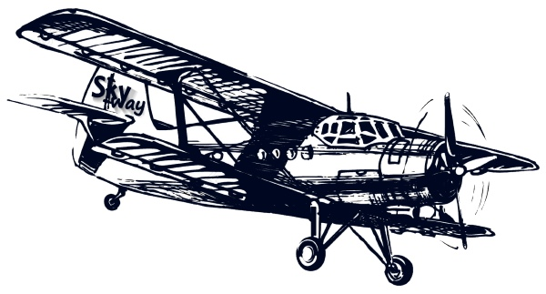 При выполнении посадки необходимо соблюдать следующие правила на посадке Ан-2