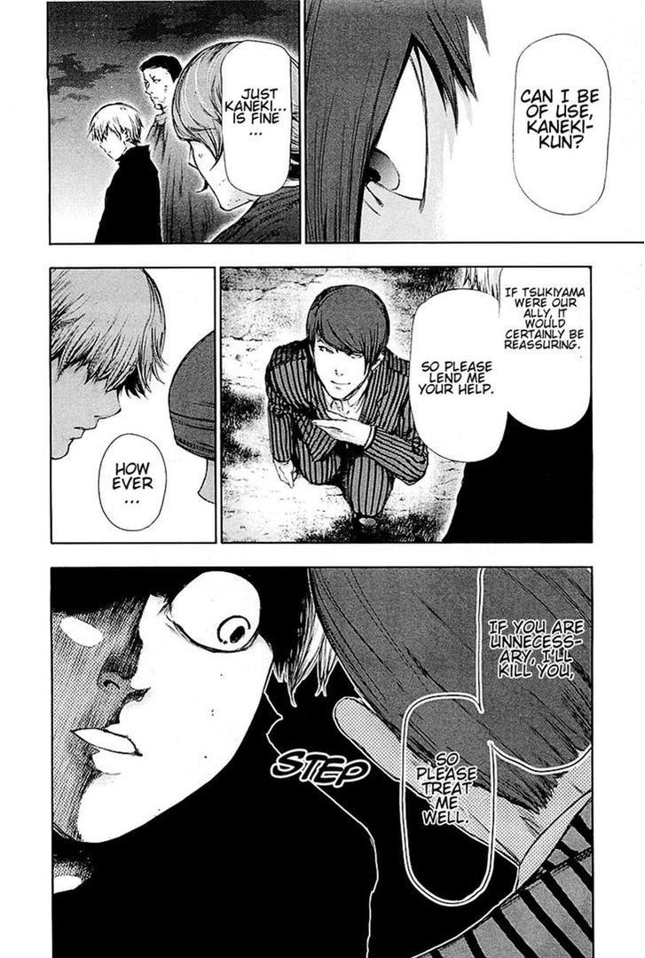 Tokyo Ghoul, Vol.8 Chapter 79 New Light, image #10
