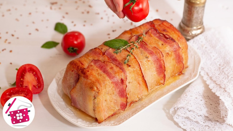 НЕВЕРОЯТНО 3 раза просили ДОБАВКИ ❤️Потрясающе Вкусная ЗАПЕКАНКА из ФАРША с СЮРПРИЗОМ Готовим дома