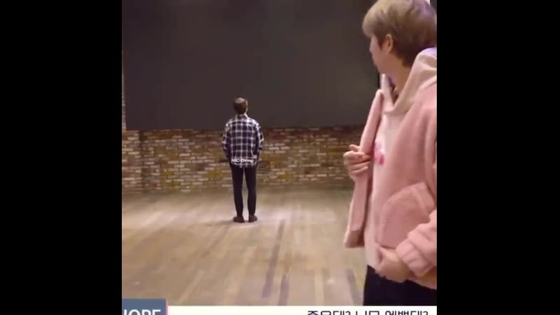 Joon was so confused when the jacket fit hobi and not him he literally forgot hes big
