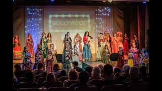 """Elena Akulshina   """"Bollywood fashion""""   Queen on the dance floor   Design colorful show"""