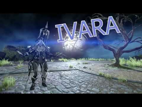 Ivara vs Eidolon Ивара против Эйдолонов