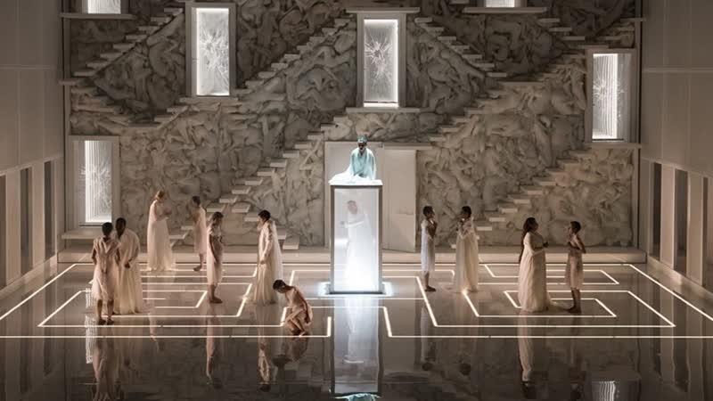 STEFANO PODA Paul Dukas Ariane et Barbe Bleue Théâtre du Capitole de Toulouse