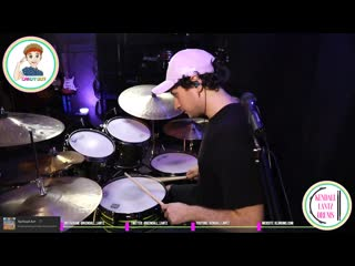 Kendall Lantz Drumstream - This Is What Happens playthrough & chat requests