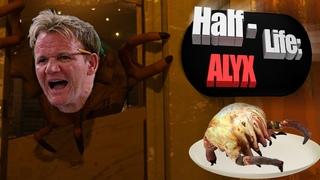 Half-Life: Alyx VR\\\Funny Moments\\\Walkthrough