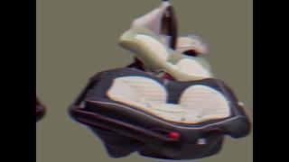 Детское автокресло-переноска Skyler V2 Happy Baby (0-13 кг)