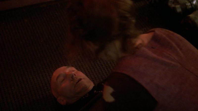 Звездный путь Следующее поколение 5 7 сезон по будням в 18 20 МСК на Sony Sci Fi