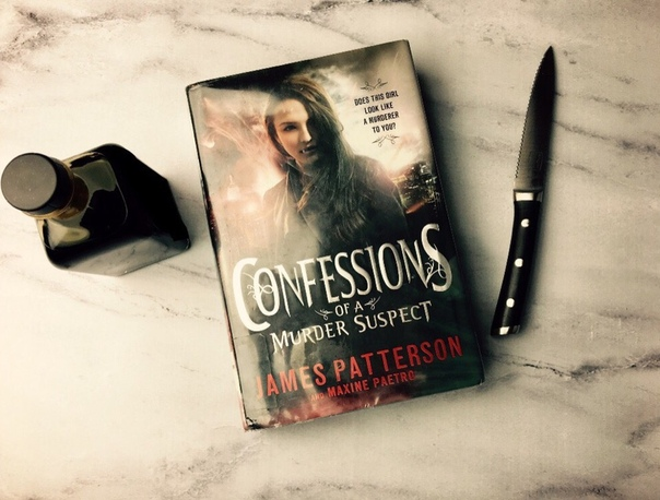James Patterson - The Murder of an Angel (Confessions, #4)