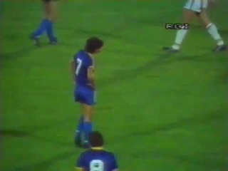 Βερονα - ΠΑΟΚ 3-1 / Hellas Verona - PAOK (18-9-85)  Κυπελλο Πρωταθλητριων 1985-1986