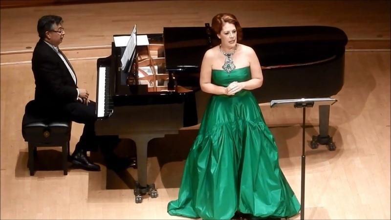 Sondra Radvanovsky in Recital.