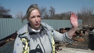 Многодетная мама Анна Марчукова. Как пережить пожар, потерю мужа, но найти силы жить.