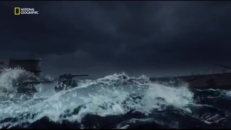 National Geographic Вторая мировая Ад под водой Месть Гитлера